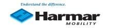 harmar mobility logo