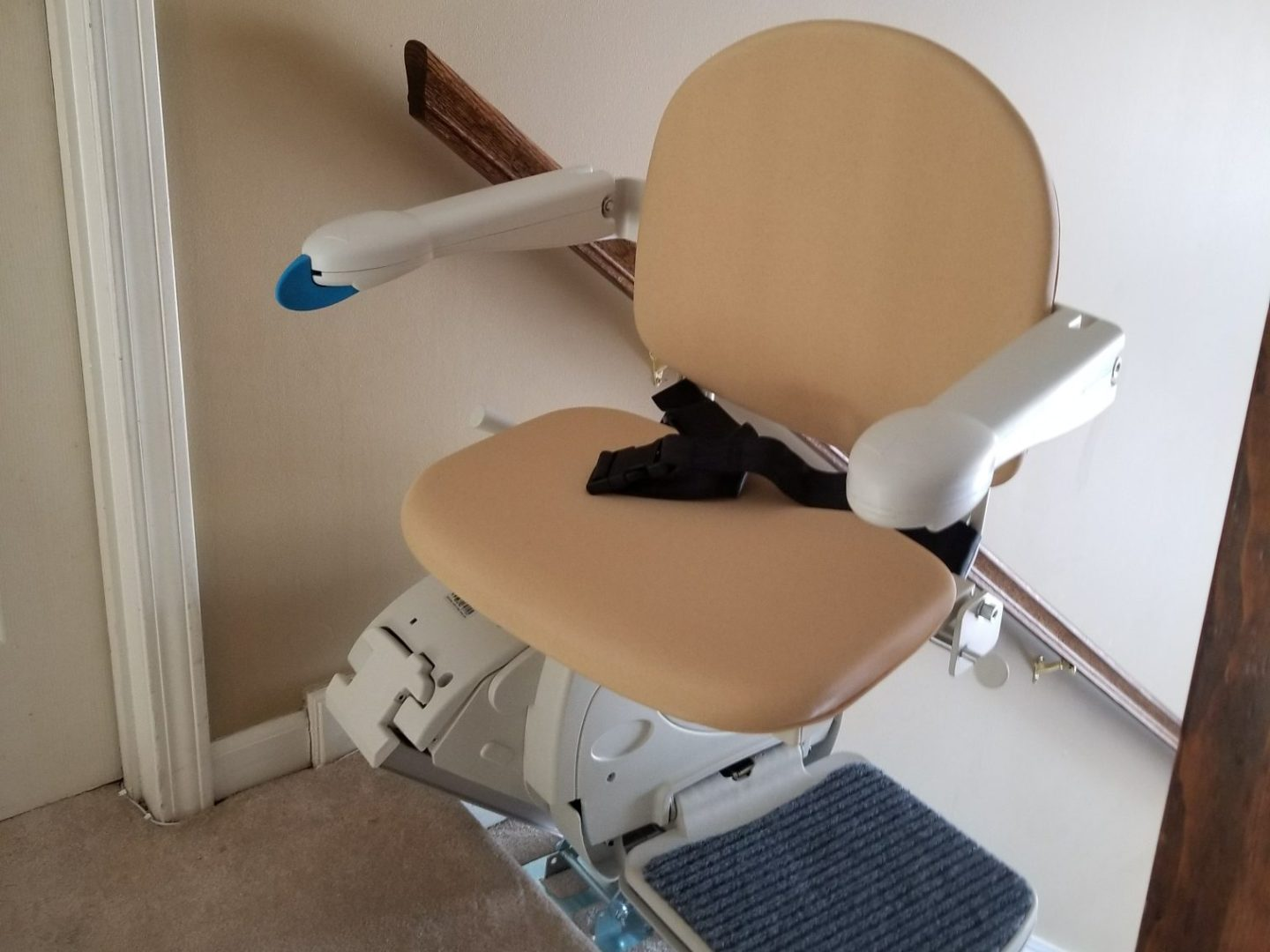 Straight Stair Lifts - Access Done Easy