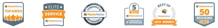 access done easy home advisor badges